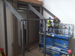 Structural Steelwork 9